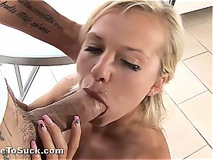 caprice and Alexis Crystal have a bounty for gargling man rod