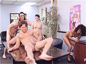 Getting insane in the office part 6