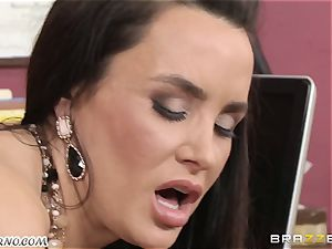 Lisa Ann - My chesty mature orgy therapist
