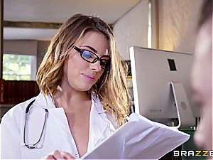Xander's pornography preferences studied by Dr. Chechik