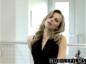 NubileFilms - Office whore boinked Till She pumps out