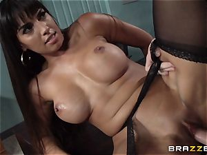 Mercedes Carrera ravages her daughters bf at work