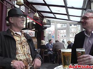 Pussyeaten amsterdam call girl loves tourist