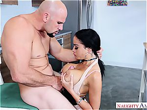 Victoria June doesn't want his money, just his monster meat