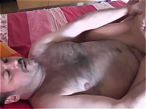 japanese and Latina hotties with smooth-shaven twats get screwed