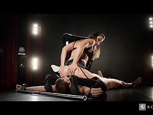 xCHIMERA - ass-smothering and fetish fuckfest with Czech babe