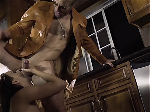 Spoiled pt 2 Chanel Preston gets her hot vag treated