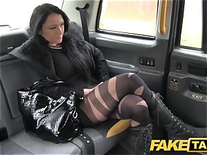 fake cab Local hooker ravages cab dude
