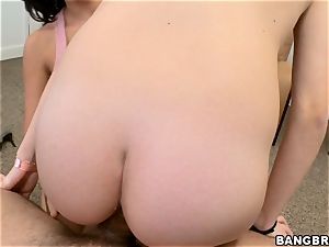 Rachel Starr and her pal ravage together