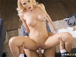 Alix Lynx hammered plums deep by dangled wild Johnny