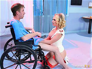 super hot nurse Kayney Linn Karter