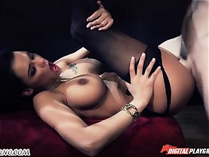 She is highly fine and uber-sexy. Her phat titties maddening