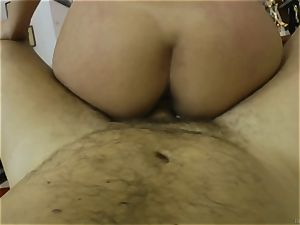 Russian hotty Michelle getting torn up by Rocco
