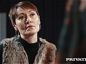 Private.com - Ella Hughes, jizm in Her wooly cooch
