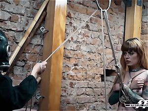 off the hook feet energy - Lesdom tortures German soles marionettes