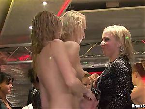 Bibi Fox, Tarra white and Carla Cox horny and ultra-kinky