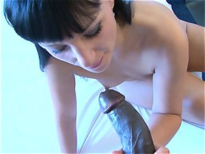 French woman Real audition audition Gets cootchie screwed