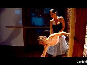 luxurious ballet lessons w Jayden Jaymes