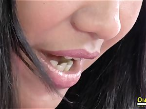 OldNannY Lacey starlet sapphic Theme mind-blowing video