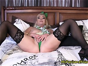 St Patrick's Day mommy sonnie Taboo