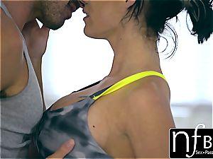 NF huge-titted - Peta Jensen's quivering orgasm pound