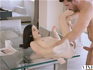 VIXEN young Actress Has crazy spunky lovemaking