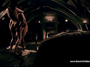 Caitriona Balfe in super-hot hump vignette from Outlander
