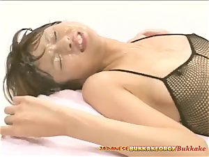 anal invasion Creampies - asian mass ejaculation hookup