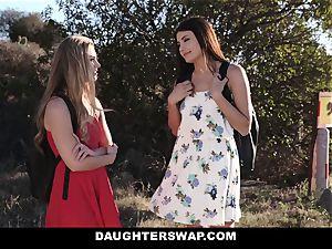 DaughterSwap - nice teen web cam gal boned By Bffs parent