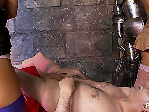 insatiable sex at the museum